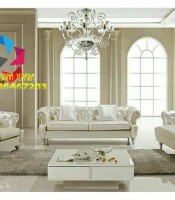 kursi sofa chester warna putih